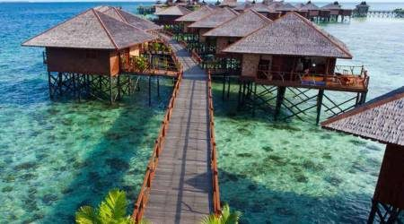 5 best overwater bungalows in Malaysia