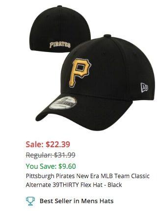 Fanatics Pittsburgh Pirates hat