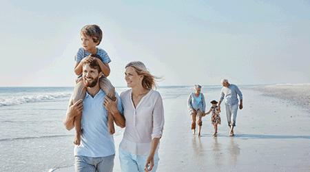 Family Travel Insurance Finder