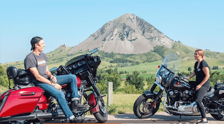 Harley-Davidson motorcycle insurance rates