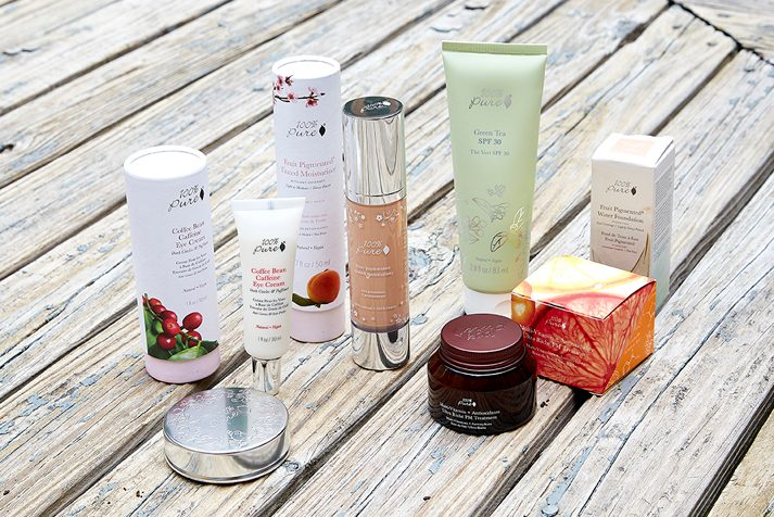 100% Pure Product Collection