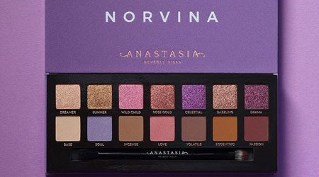 When and where to buy the Anastasia Beverly Hills Norvina Collection