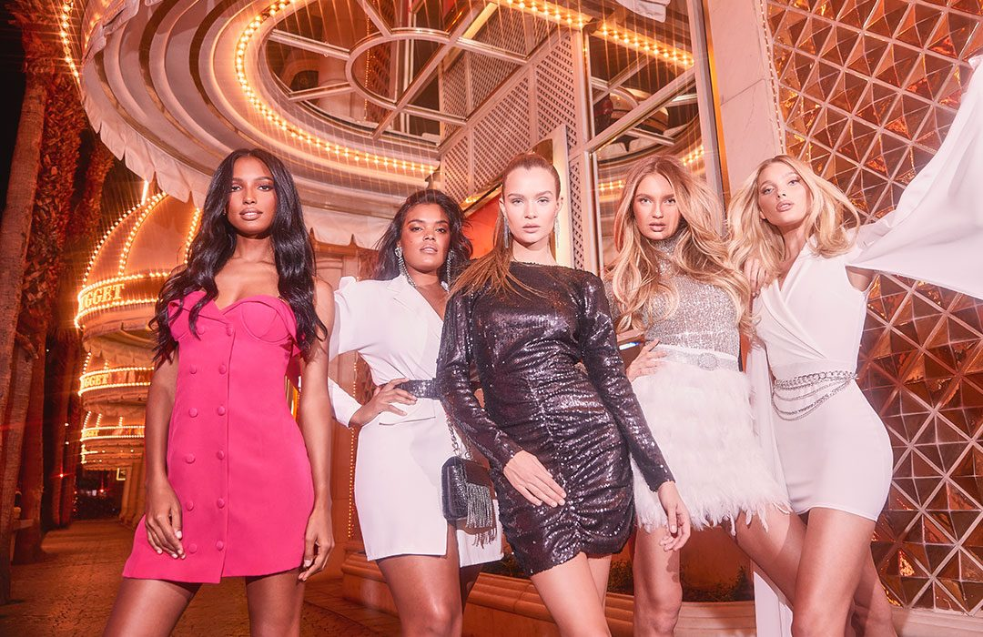 Boohoo All That Glitters Collection