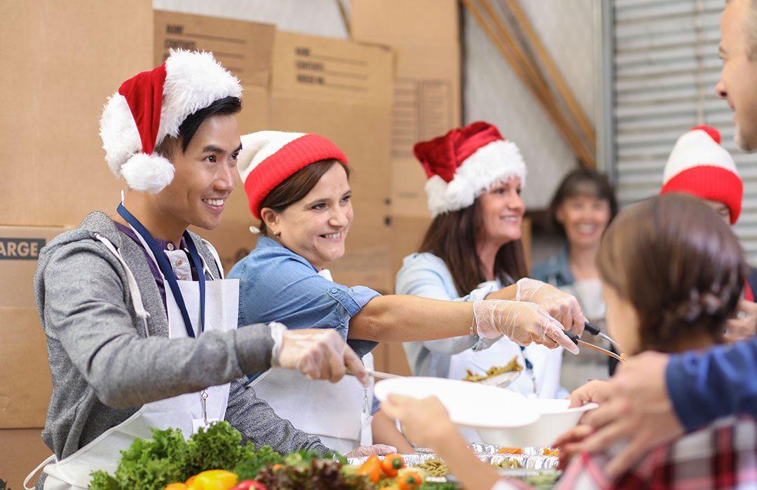 Christmas Food Bank