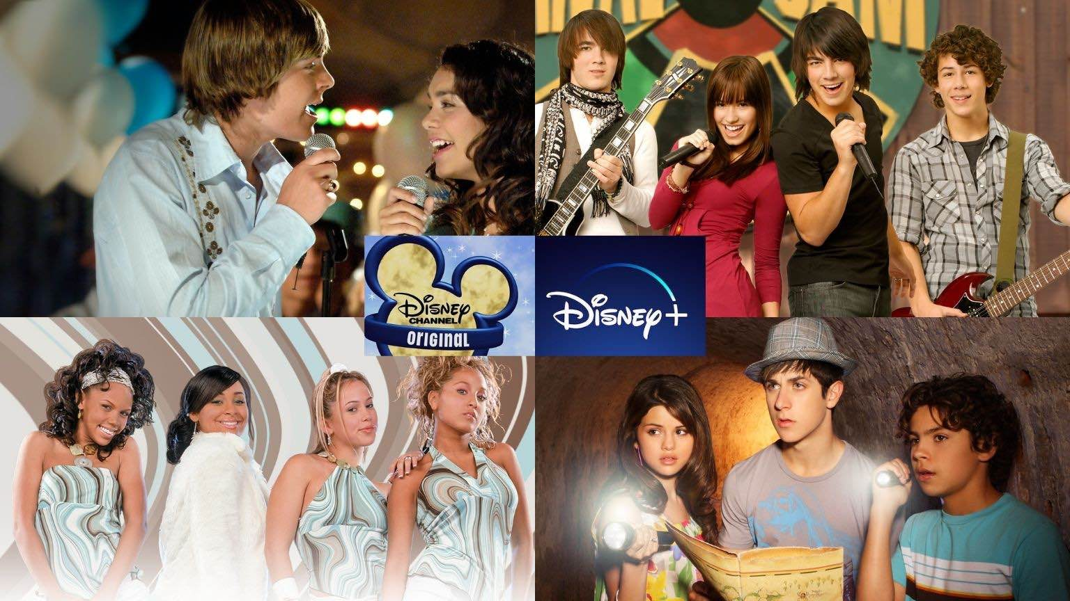 Disney Channel Original Movies masthead image