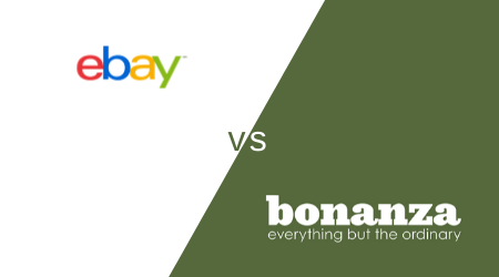 Bonanza vs. eBay: Costs and features compared