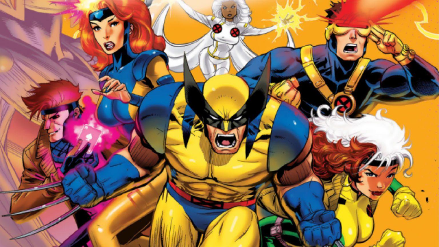 X-men animated cartoon