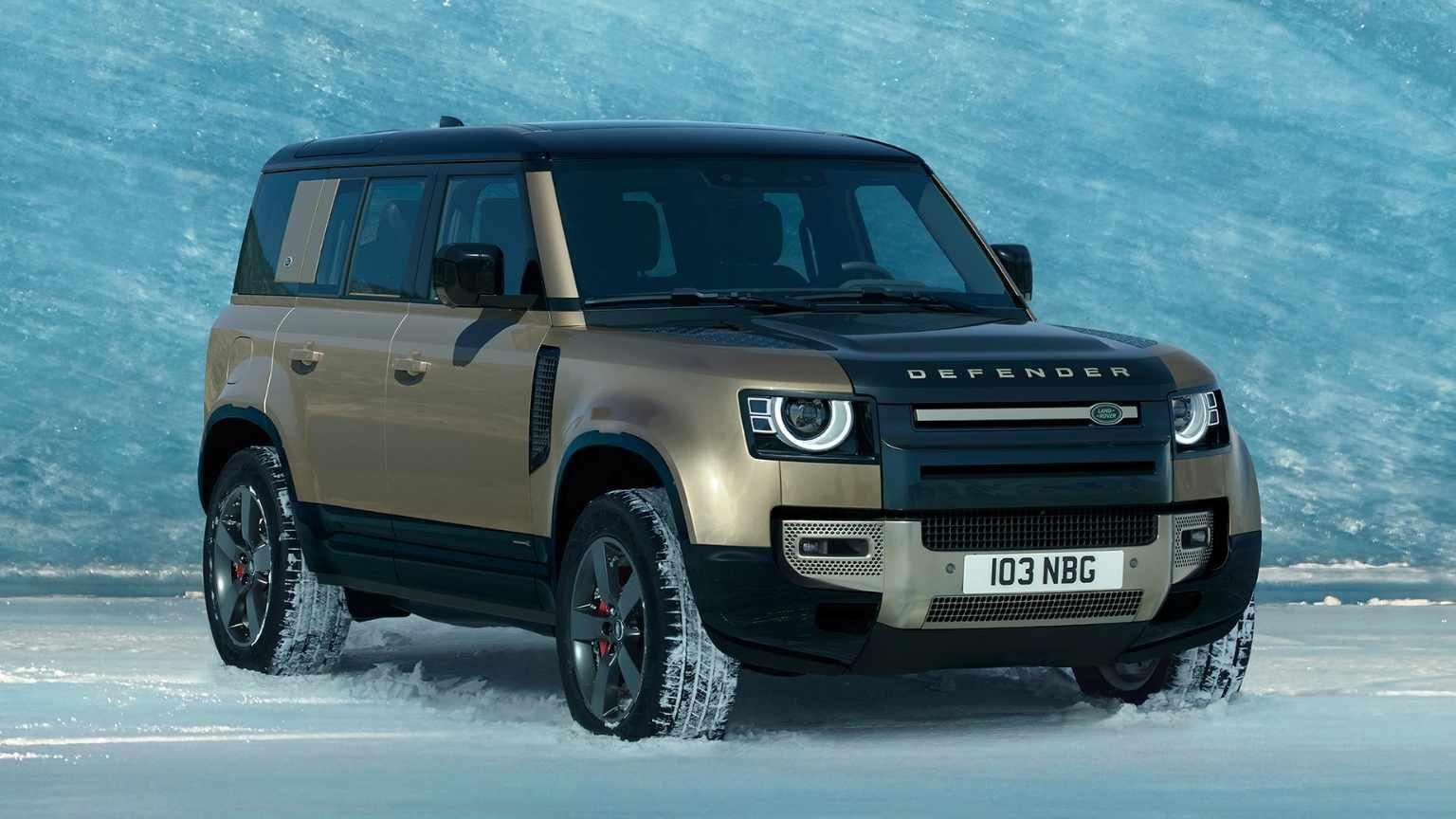 2020 Land Rover Defender SUV