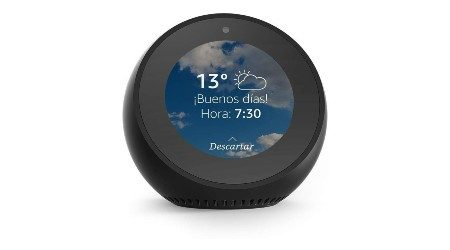 Amazon Echo Spot review