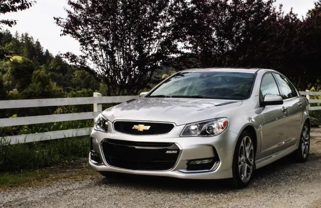 Compare Chevrolet SS car insurance prices | finder.com