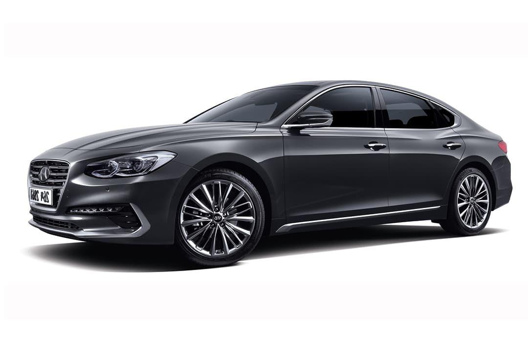 Hyundai Azera 2019 car