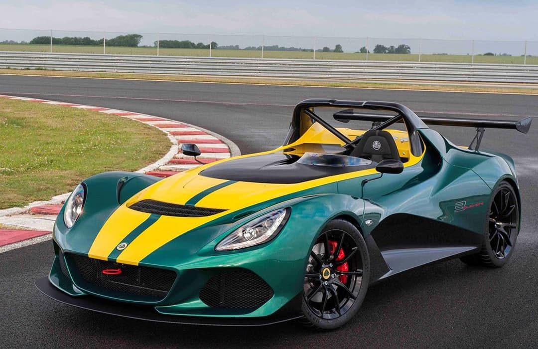 Lotus 3-Eleven 2019 car