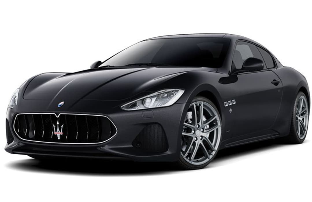 Maserati GranTurismo 2019 car