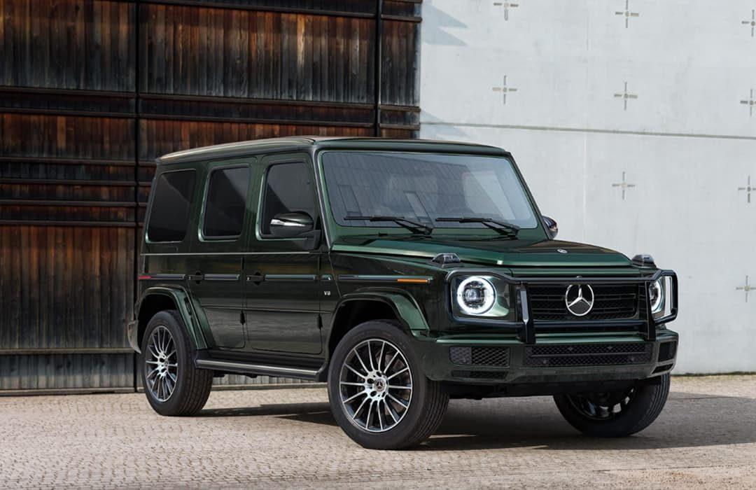 Mercedes-Benz G-Class 2019/2020 car