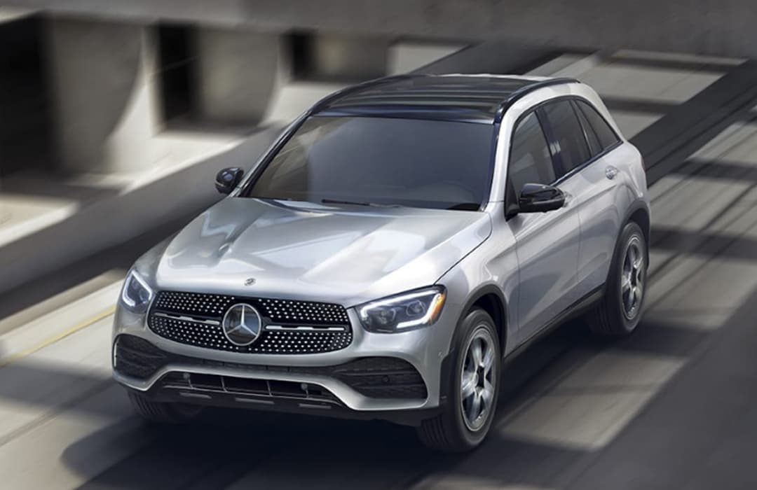 Mercedes-Benz GLC-Class 2020 car