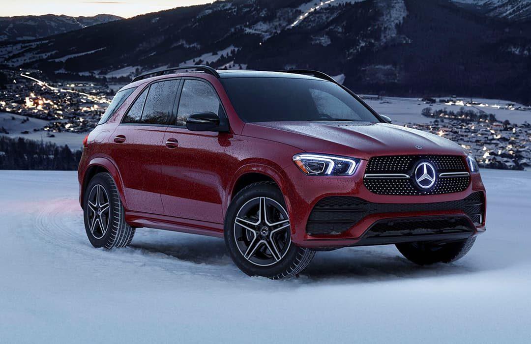 Mercedes-Benz GLE-Class 2019/2020