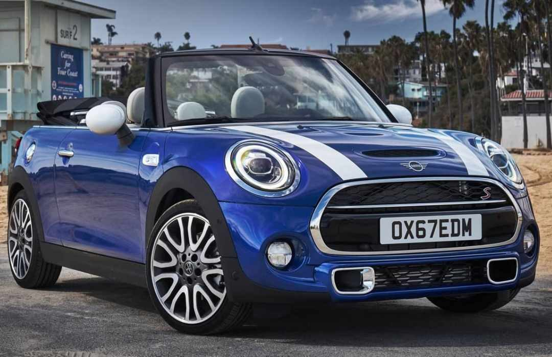 Mini Convertible Car