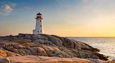 Canada and New England cruise lines