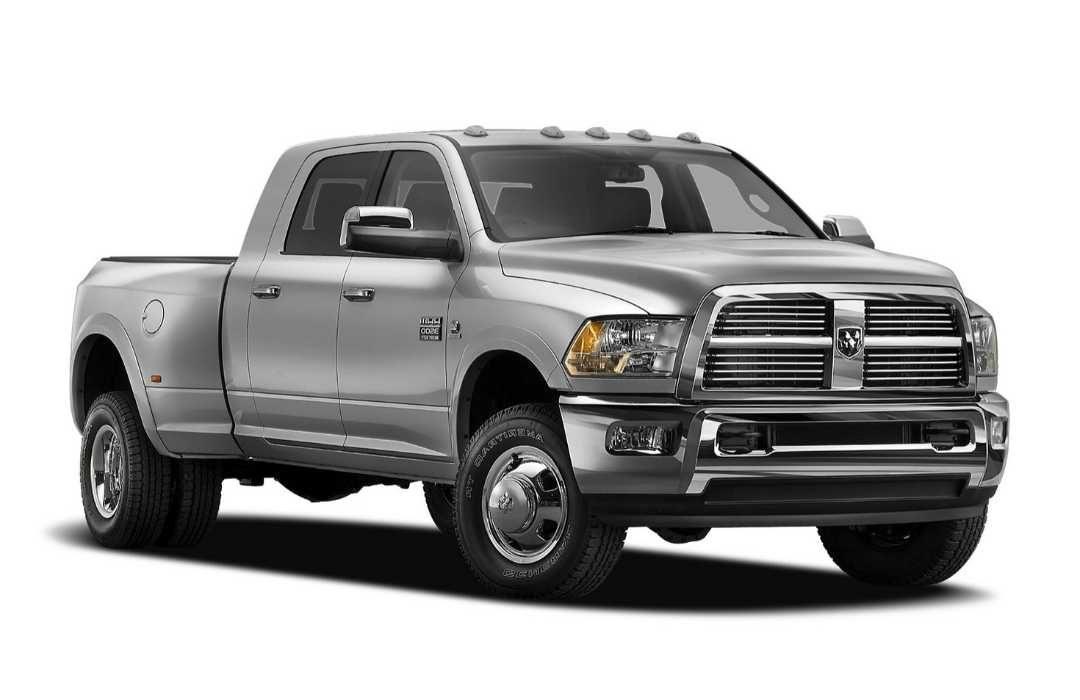 Grey Ram 3500