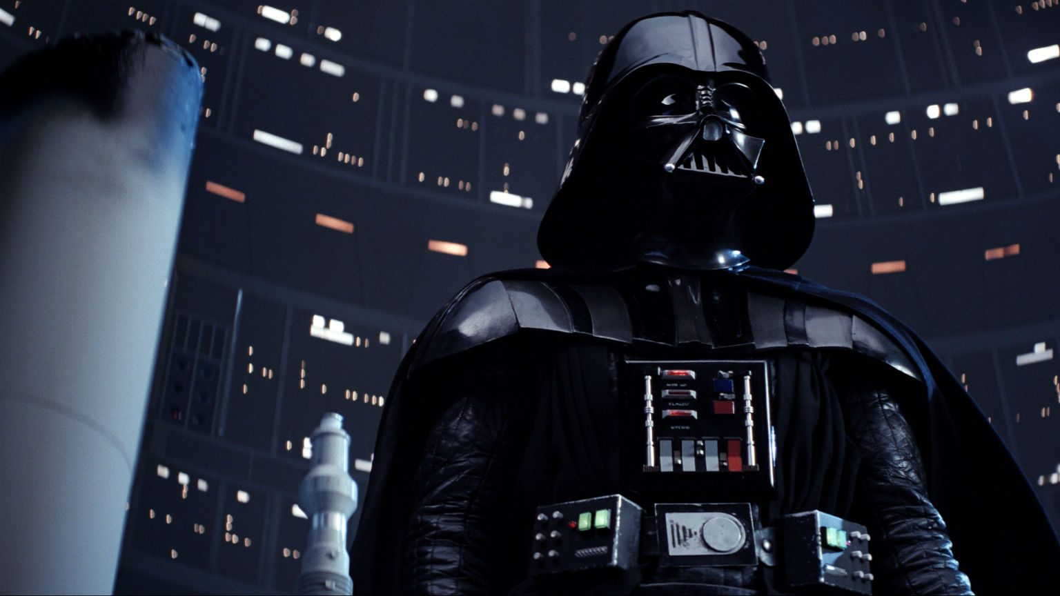 Picture of Darth Vader from Empire Strikes back