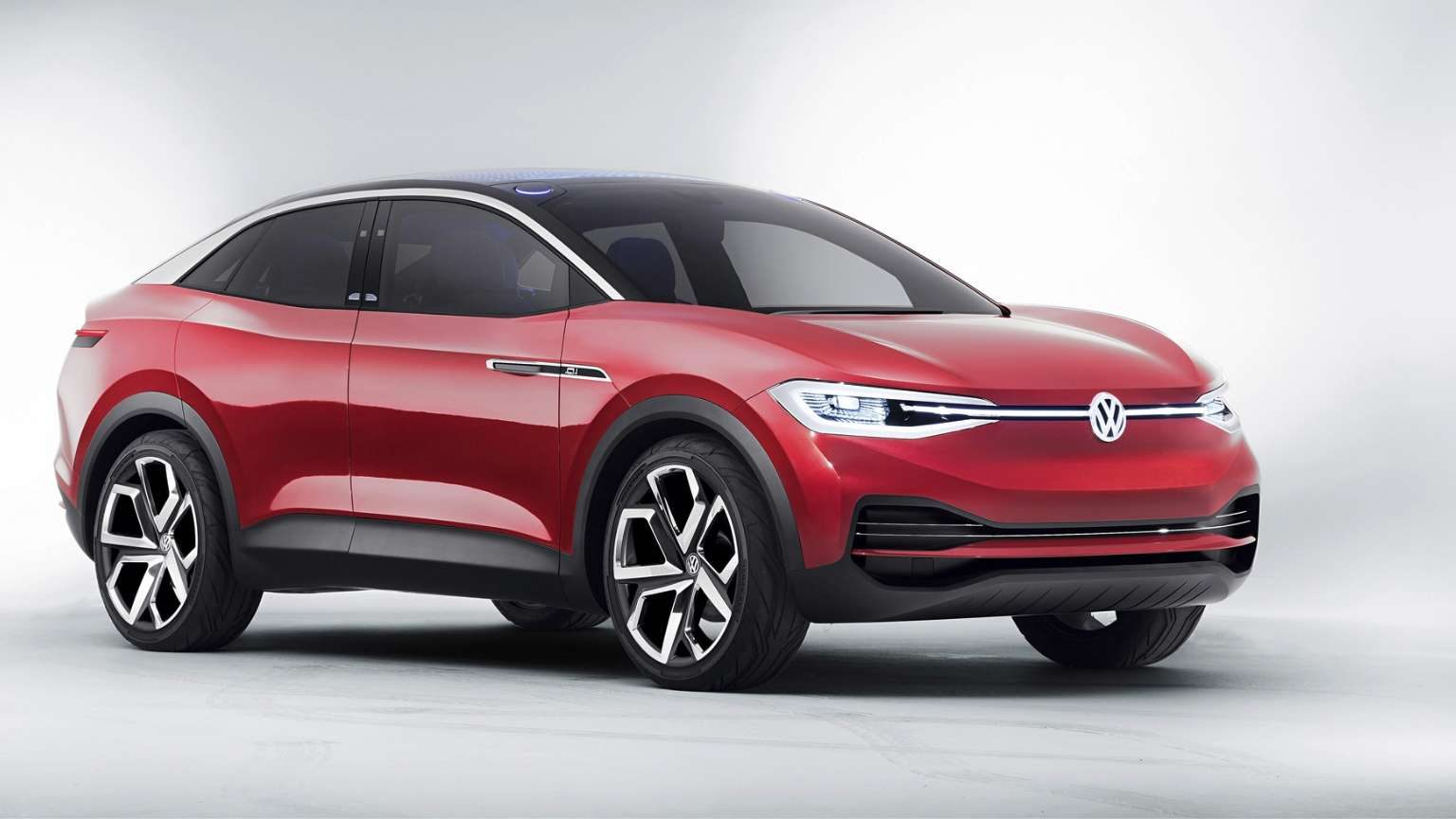 Volkswagen ID Crozz crossover SUV