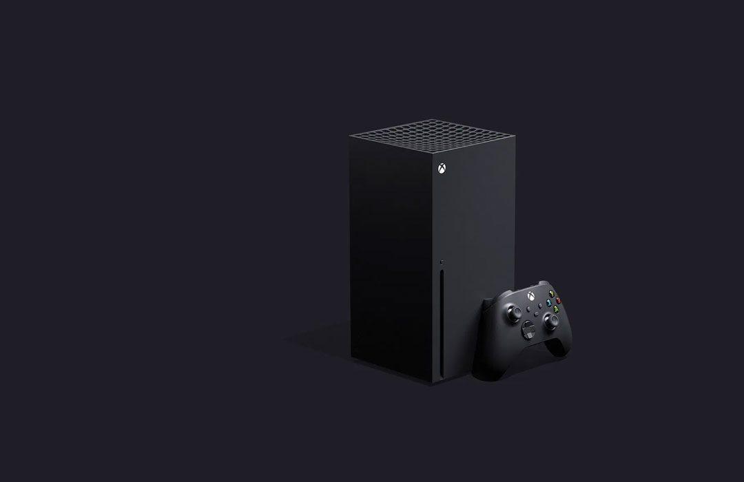 Xbox Series X Announcement Photo