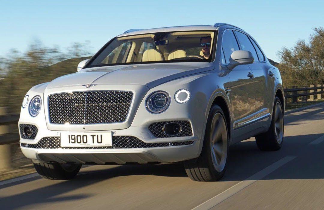 Bentley bentaya 2019