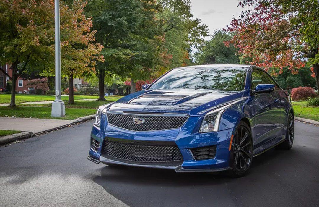 Cadillac ATS V 2019