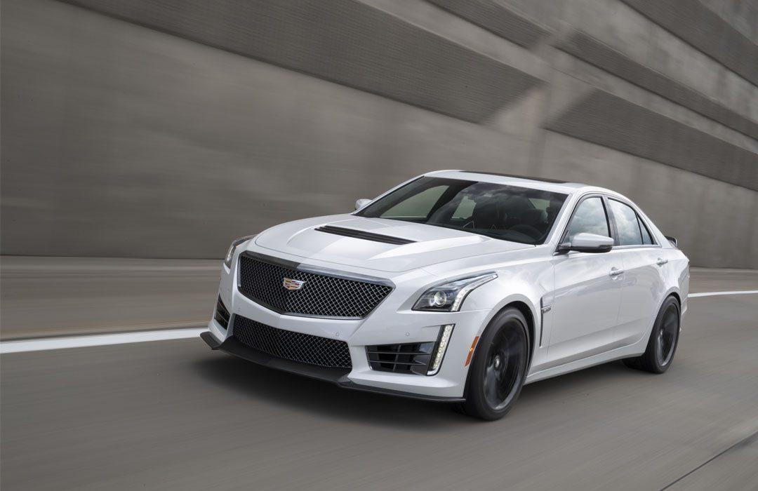Cadillac CTS V 2019