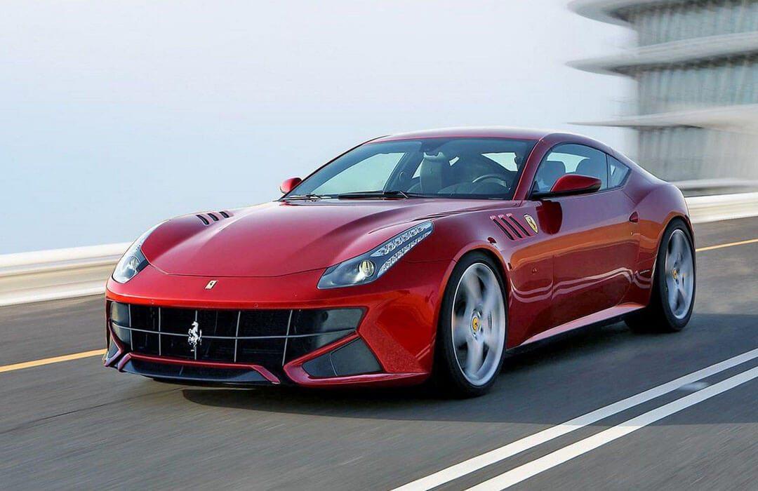 Ferrari ff 2019