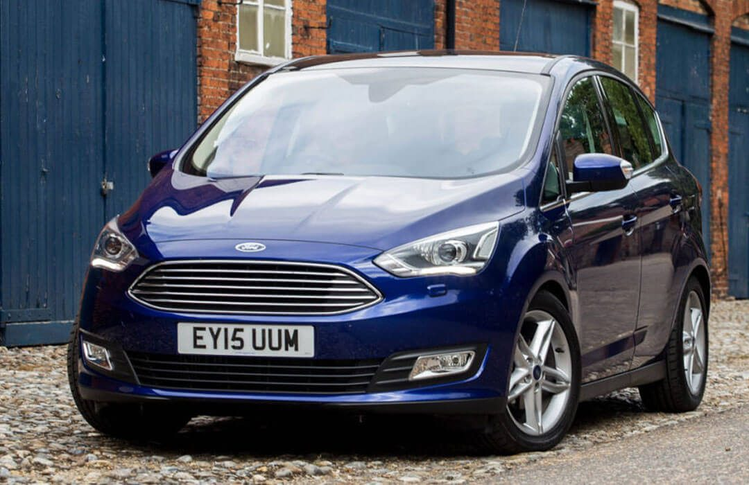 Ford cmax 2019