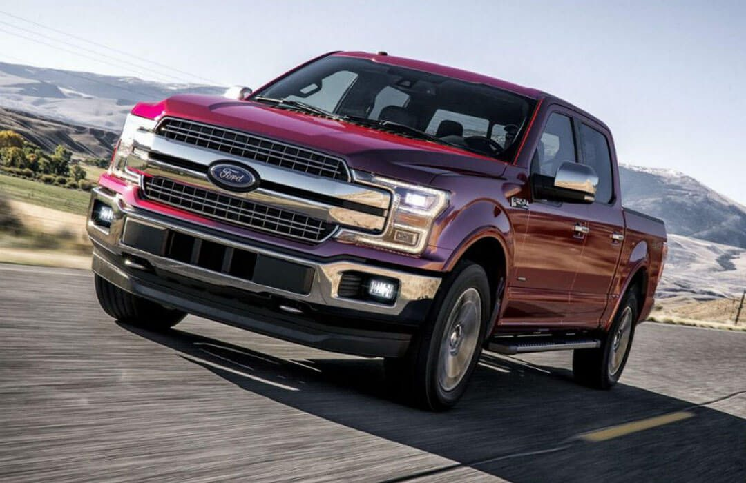 Ford f150 2019