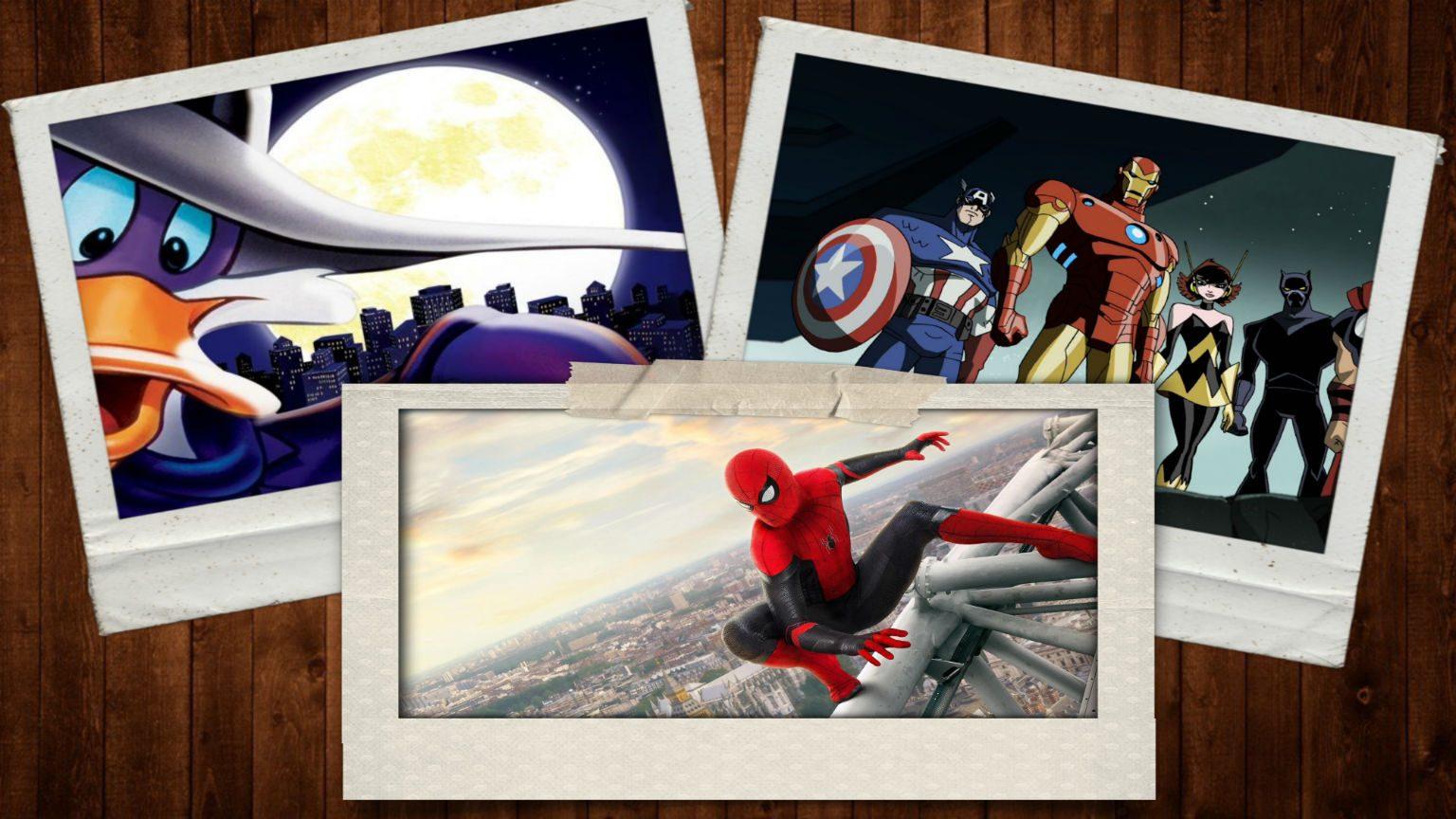 Best superhero shows masthead image