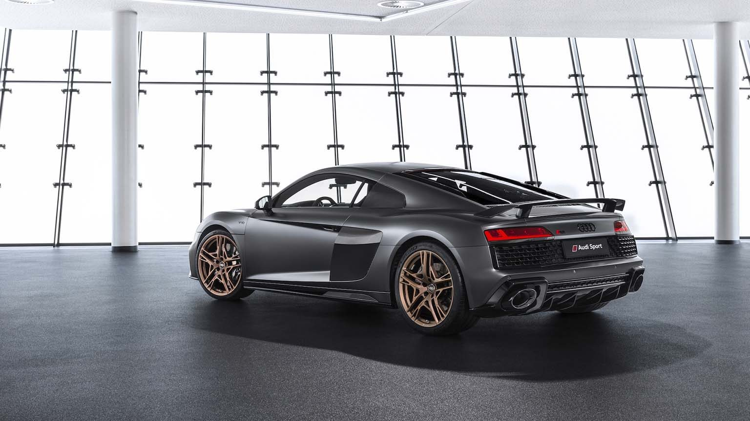 Audi R8 V10 Decennium