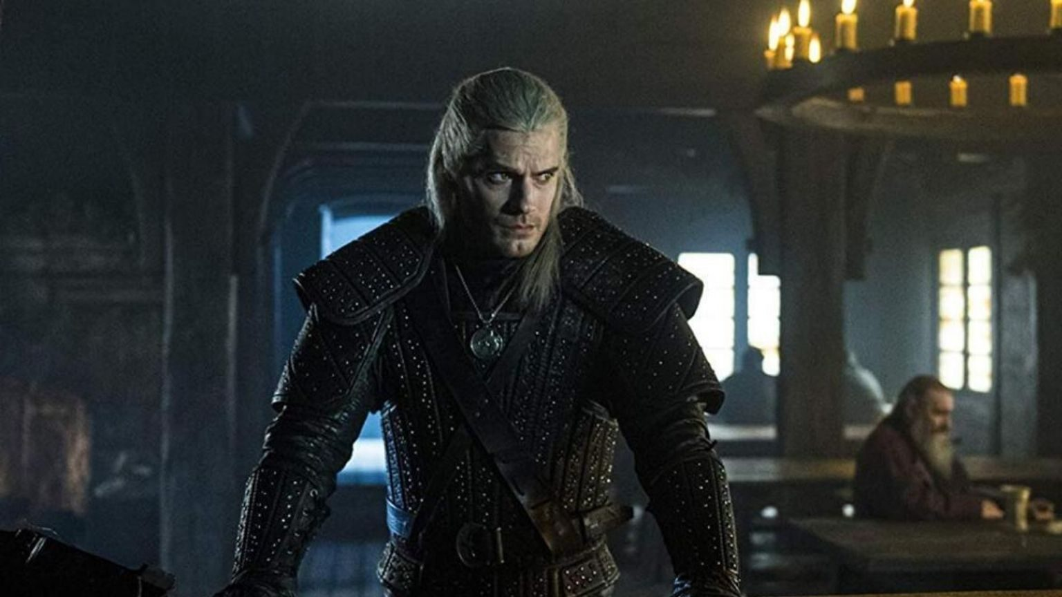 Henry Cavill as Geralt of Rivia in The Witcher series