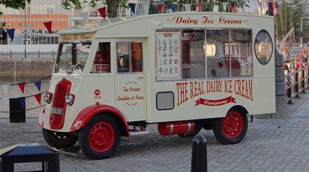 Compare ice cream truck insurance