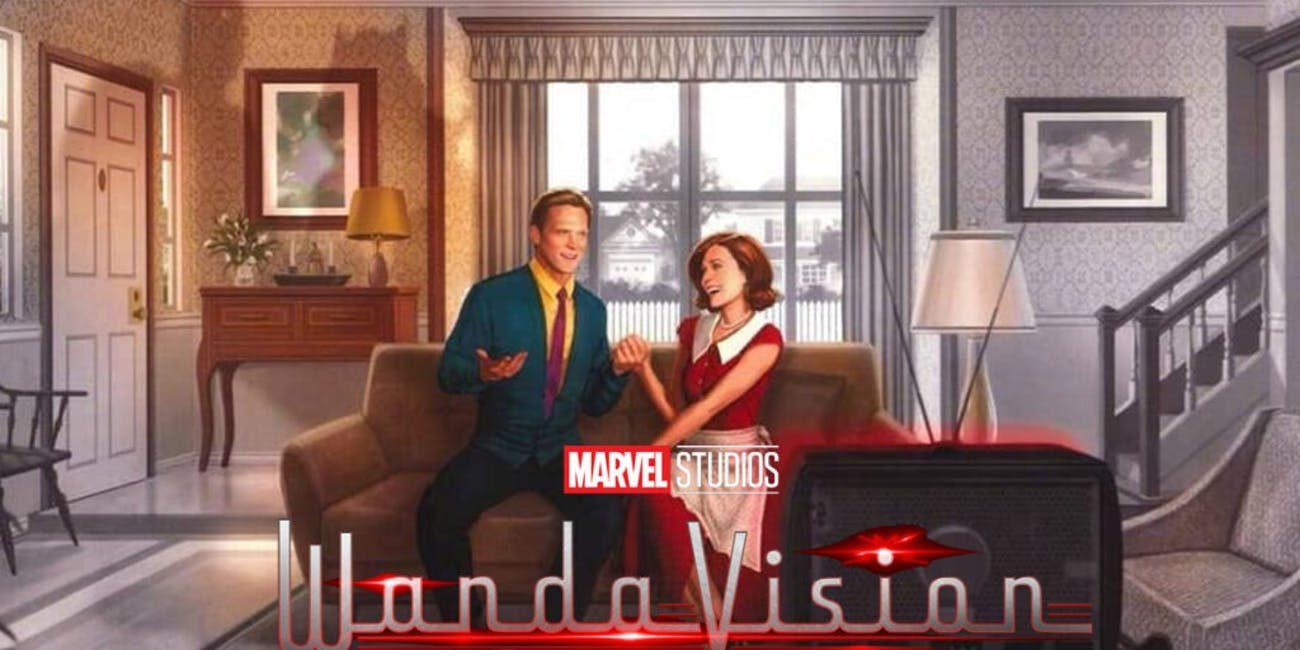 Wandavision Disney+ Show teaser image