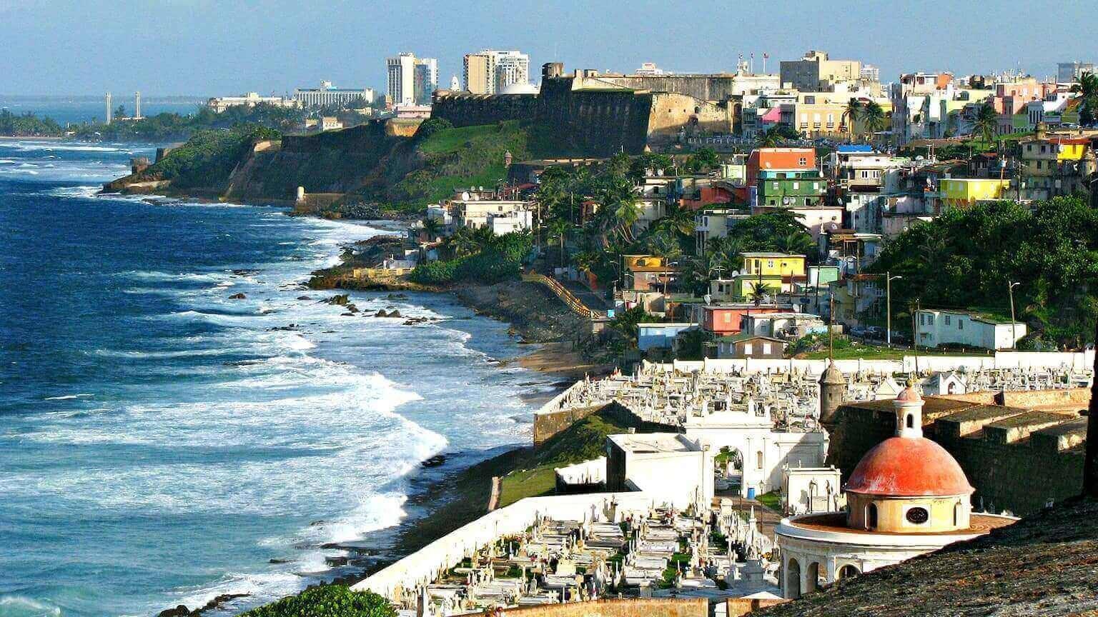 North Coast of San Juan, Puerto Rico