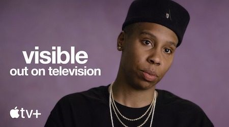 Tune into Apple TV+'s Visible: Out on Television