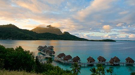 Best cruises to Tahiti