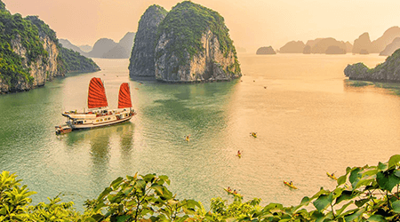 Best Asia cruise lines