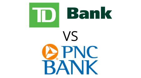 TD Bank vs. PNC Bank mortgages