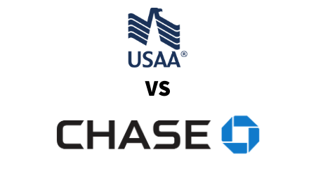 USAA vs. Chase Bank mortgages