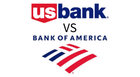 U.S. Bank vs. Bank of America mortgages
