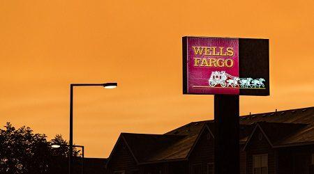Wells Fargo Sunset