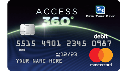 Fifth Third Access 360 Reloadable Prepaid Card review