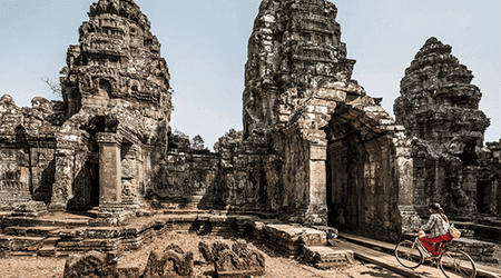 Is Cambodia safe to travel to?