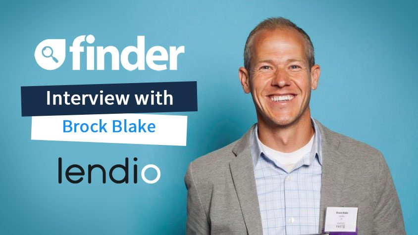 Interview with Lendio Founder and CEO Brock Blake on the SBA Paycheck Protection Program