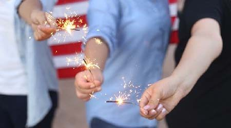 Does insurance cover fireworks damage?