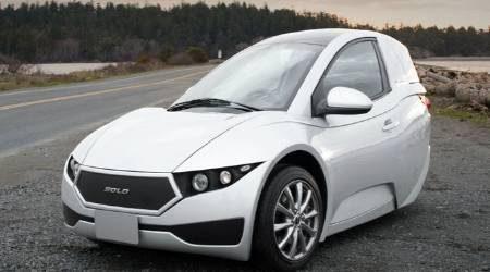 Electra Meccanica Solo car insurance rates